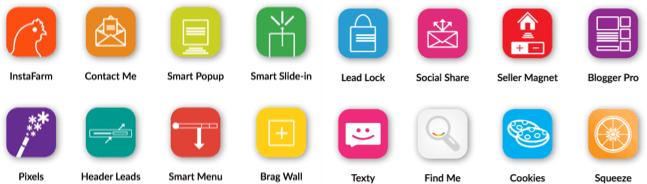 LeadSites Apps