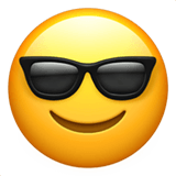 Emoji With Sunglasses